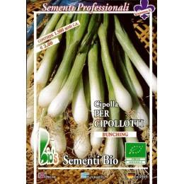cebolla blanca de Lisboa (semillas ecologicas)