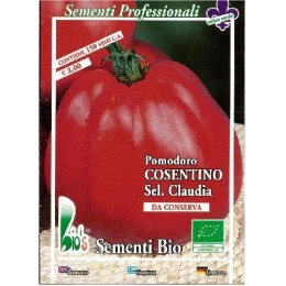 tomate cosentino (red lanner) semillas ecológicas
