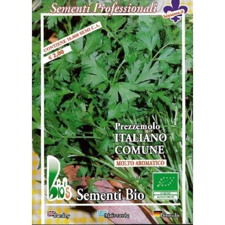perejil común (semillas ecológicas)
