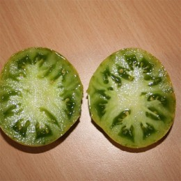 tomate Aunt Ruby's German Green - semillas ecológicas