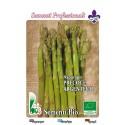 semillas ecológicas de esparrago precoz