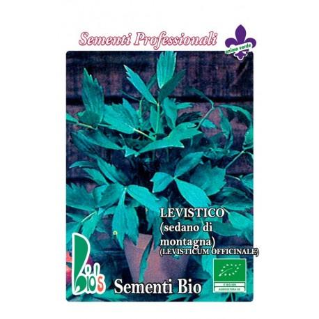 levistico (Levisticum officinale) - semillas ecológicas