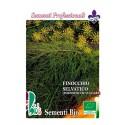 hinojo silvestre (foenocolum vulgare) semillas ecológicas