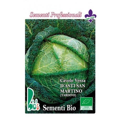 repollo San Martino - semillas ecológicas