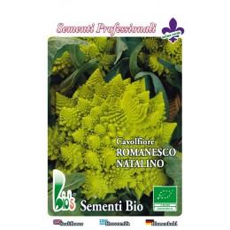 brocoli romanesco - semillas ecológicas