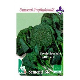brocoli calabres tardio - semillas ecológicas