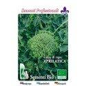 brocoli rapa Aprilatica - semillas ecologicas