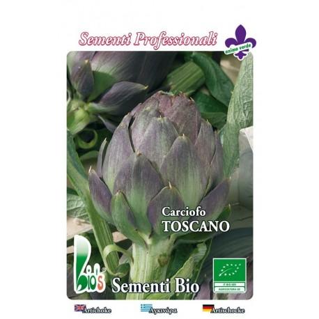 alcachofa toscana - semillas ecologicas
