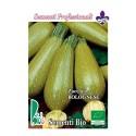 calabacin bolognese - semillas ecológicas