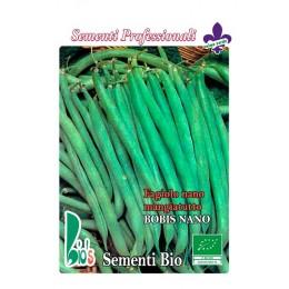 judia bobis de grano blanco semillas ecologicas