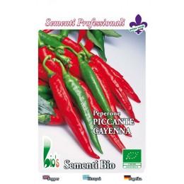 pimiento cayena picante - semillas ecológicas