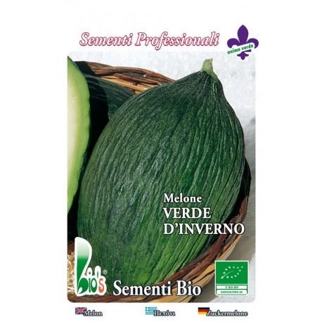 semillas ecológicas de melón tendral verde