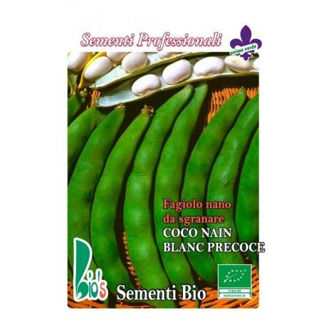 judia coco bianco (semillas ecologicas)