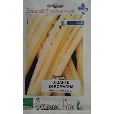 cardo gigante de romagna (semillas ecológicas)