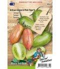 tomate artisan Green & Pink Tiger