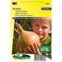 cebolla gigante The kelsai