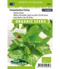 melisa (semillas ecológicas) Melissa officinalis