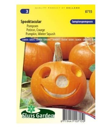 semillas calabaza halloween Spooktacular