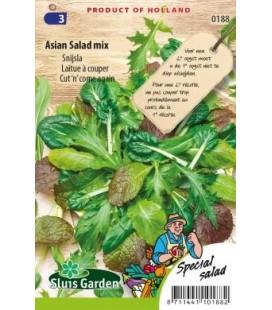 mezcla asiatica para ensaladas