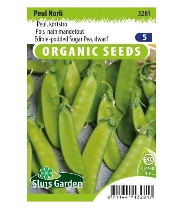 guisante Norli (semillas ecológicas)