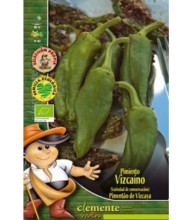 pimiento choricero vizcaino (semillas ecológicas)