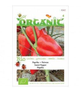 pimiento del piquillo (semillas ecológicas)