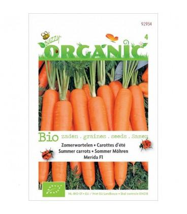 zanahoria Merida F1 (semillas ecológicas)
