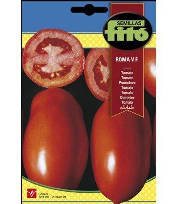 semillas de tomate roma VF