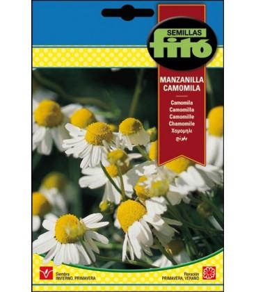 semillas manzanilla