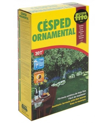 cesped ornamental