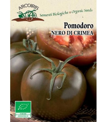 tomate negro crimea - semillas ecológicas