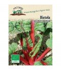 acelga roja rhubarb (semillas ecologicas)