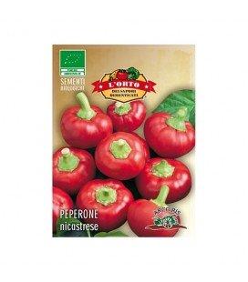 pimiento nicastrese (semillas ecológicas)