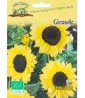 girasol (semillas ecológicas arcoiris)