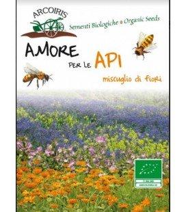 flores para las abejas (semillas ecológicas)