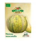 melon moscatello (semillas ecológicas)