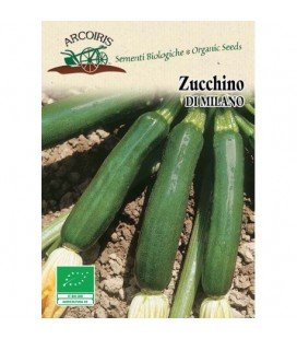 calabacin de Milan (semillas ecológicas)