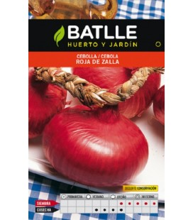 cebolla roja de Zalla