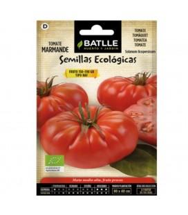 tomate marmande - semillas ecológicas