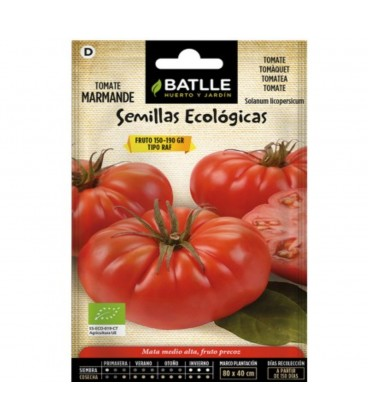 semillas tomate marmande
