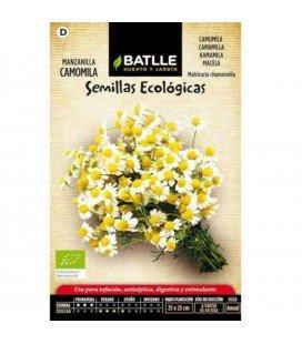 manzanilla camomila - semillas ecológicas
