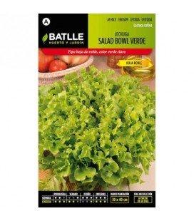 lechuga salad bolw verde