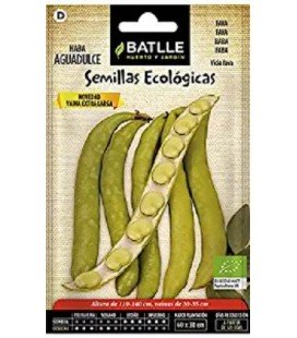 haba aguadulce - semillas ecológicas