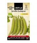guisante medio enrame rondo - semillas ecológicas