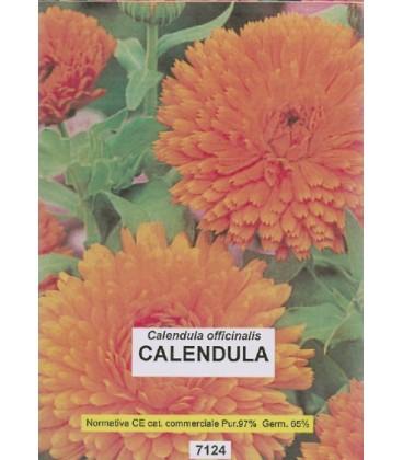 caléndula - semillas ecologicas bioseme