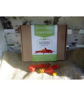 Pack semillas de pimientos picantes