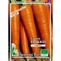 semillas ecológicas de zanahoria flakkee