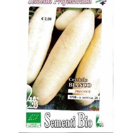 semillas ecologicas de pepino blanco - www.planetasemilla.es