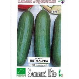 pepino beth alpha (semillas ecológicas)