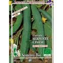 pepino serpiente china (semillas ecológicas)